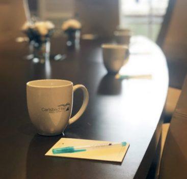Carlsbad Meeting Space , corporate meetings, board room