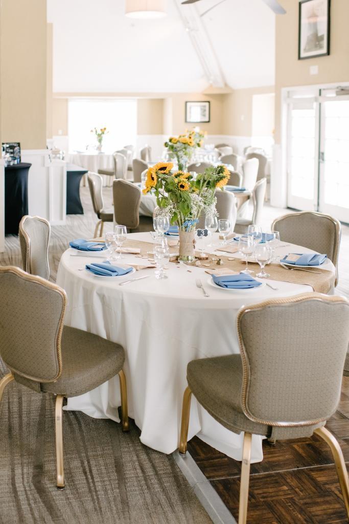 Hotel Resort Wedding Reception